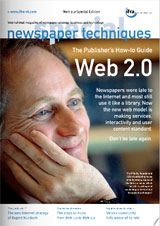 Ifra's guide to web 2.0 for publishers