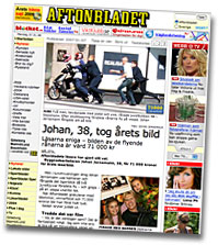 Aftonbladet article
