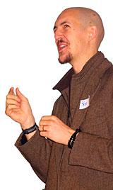 Ben Hammersley. Photo: Lotta Holmström