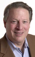 Al Gore. Photo: Current TV
