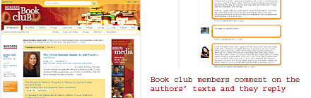 Borders book club