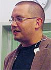 Magnus Ljungkvist. Photo: Lotta Holmström